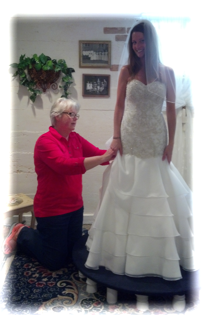 dress alteration services